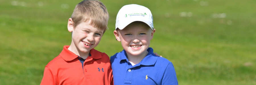 US Kids Golf North of Ireland Local Tour