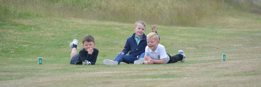 US Kids Golf North of Ireland Summer Tour Castlerock Golf Club