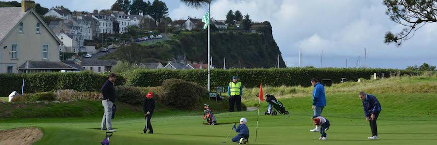 Photos from the US Kids 2019 North of Ireland Fall Tour Championship - Ballycastle Golf Club