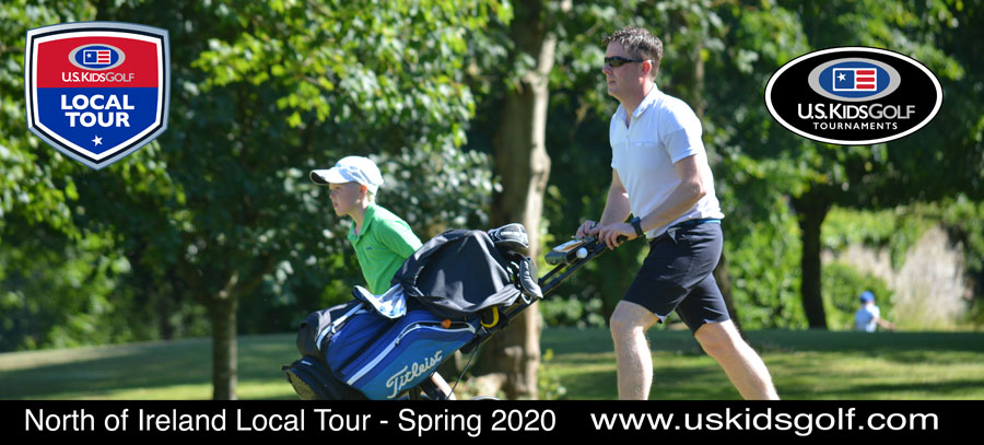 U.S. Kids Golf North of Ireland Spring Tour 2020