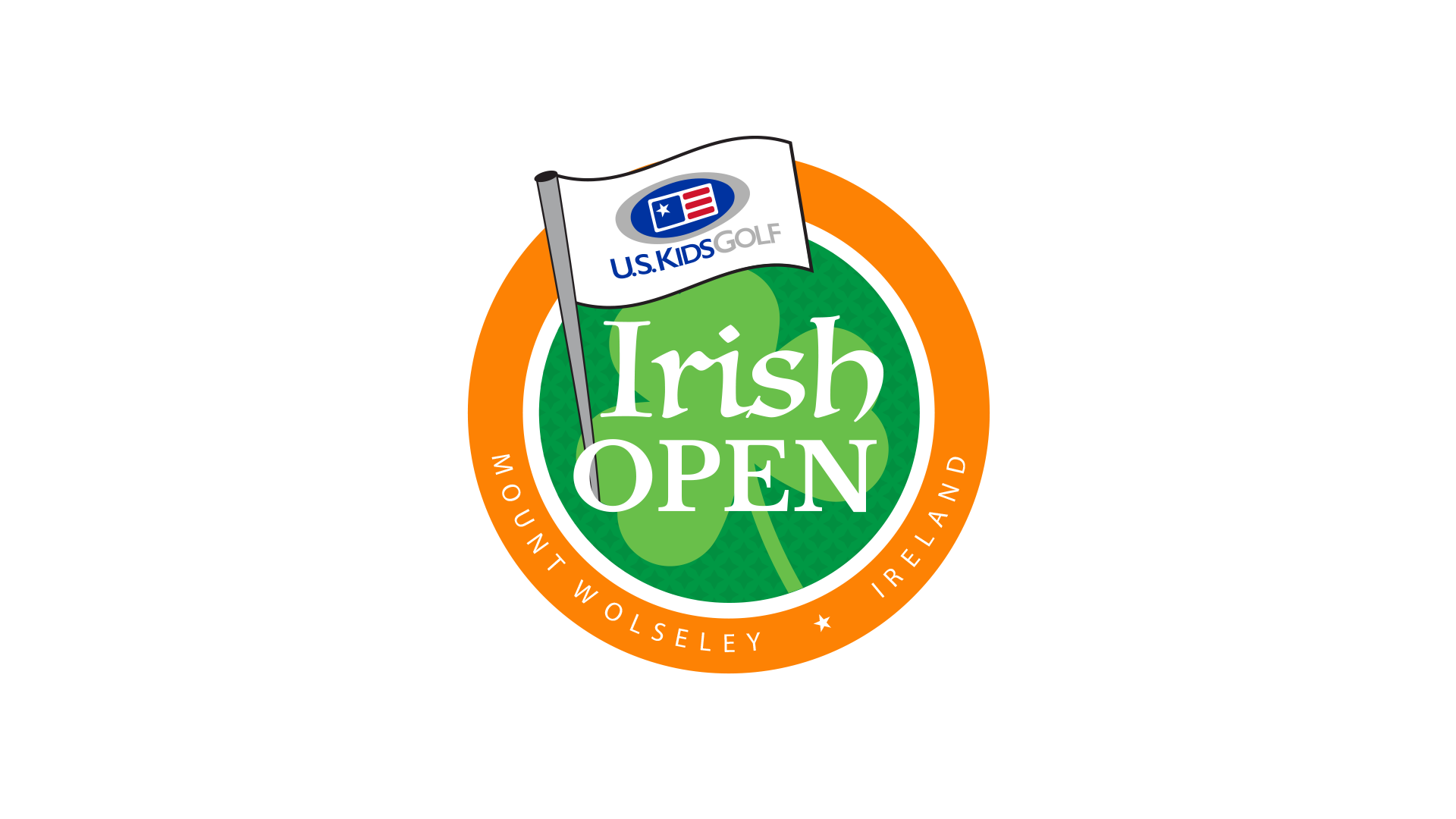 Irish Open Logo