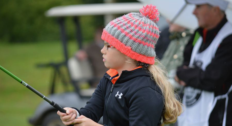 Photos from the US Kids 2020 North of Ireland Fall Tour - Greenacres Golf Centre
